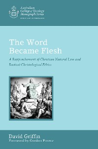 Cover The Word Became Flesh