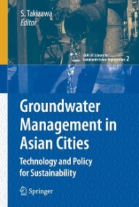 Cover Groundwater Management in Asian Cities