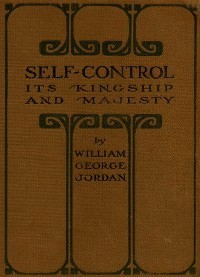 Cover Self-Control: Its Kingship and Majesty