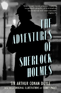 Cover The Adventures of Sherlock Holmes (Warbler Classics)
