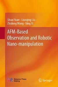 Cover AFM-Based Observation and Robotic Nano-manipulation