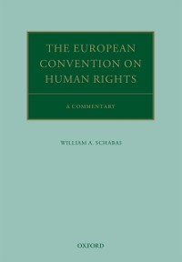 Cover European Convention on Human Rights