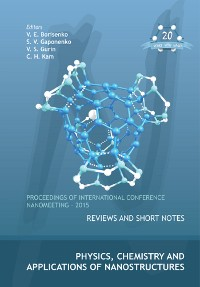 Cover Physics, Chemistry And Applications Of Nanostructures - Proceedings Of The International Conference Nanomeeting - 2015
