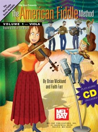 Cover American Fiddle Method, Volume 1 - Viola