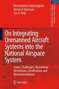 Cover On Integrating Unmanned Aircraft Systems into the National Airspace System