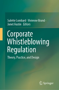 Cover Corporate Whistleblowing Regulation
