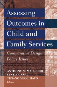 Cover Assessing Outcomes in Child and Family Services