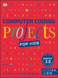 Cover Computer Coding Projects for Kids