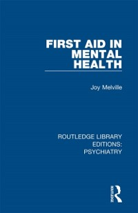 Cover First Aid in Mental Health