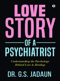 Cover Love Story of a Psychiatrist