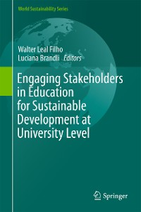 Cover Engaging Stakeholders in Education for Sustainable Development at University Level