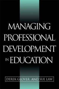Cover Managing Professional Development in Education