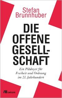 Cover Die offene Gesellschaft