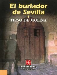 Cover El burlador de Sevilla, I