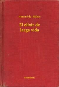 Cover El elixir de larga vida