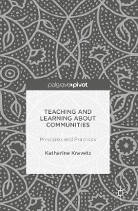 Cover Teaching and Learning About Communities