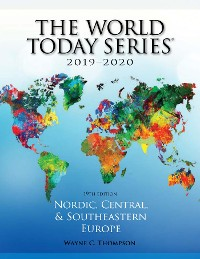 Cover Nordic, Central, and Southeastern Europe 2019-2020