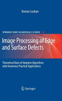 Cover Image Processing of Edge and Surface Defects