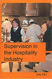 Cover Supervision in the Hospitality Industry