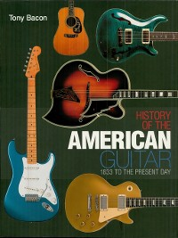 Cover History of the American Guitar