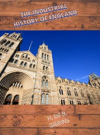 Cover The Industrial History Of England