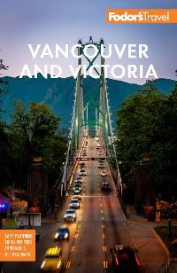 Cover Fodor's Vancouver & Victoria