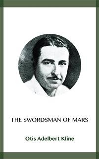 Cover The Swordsman of Mars