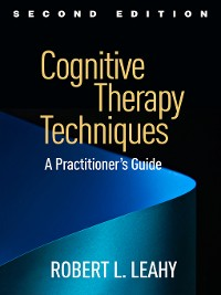Cover Cognitive Therapy Techniques