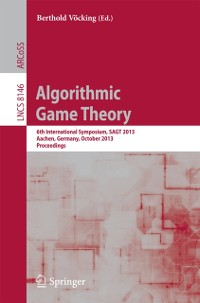 Cover Algorithmic Game Theory