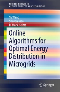 Cover Online Algorithms for Optimal Energy Distribution in Microgrids