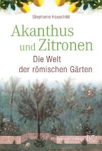 Cover Akanthus und Zitronen