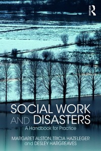 Cover Social Work and Disasters