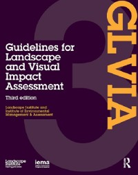 Cover Guidelines for Landscape and Visual Impact Assessment