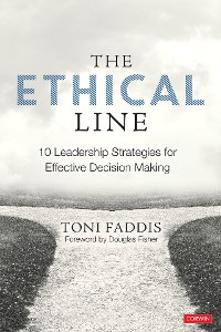 Cover The Ethical Line