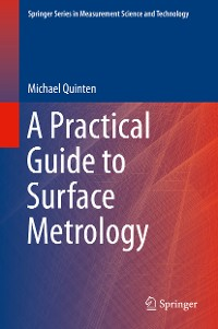 Cover A Practical Guide to Surface Metrology