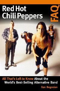 Cover Red Hot Chili Peppers FAQ