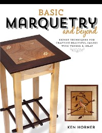 Cover Basic Marquetry and Beyond