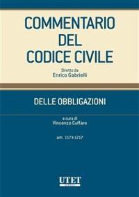 Cover Delle Obbligazioni - Vol 1 - Artt. 1173-1217
