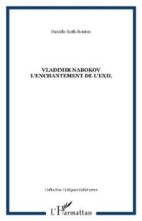Cover Vladimir Nabokov l'enchantement de l'exil