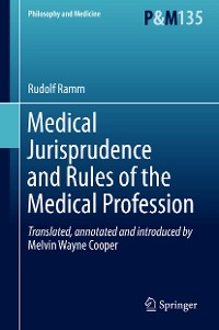 Cover Medical Jurisprudence and Rules of the Medical Profession