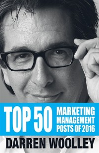 Cover Top 50 Marketing Management Posts of 2016