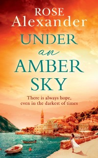 Cover Under an Amber Sky