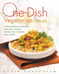 Cover One-Dish Vegetarian Meals