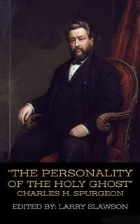 Cover The Personality of the Holy Ghost (Annotated)