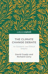 Cover The Climate Change Debate