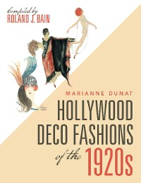 Cover Hollywood Deco Fashions of the 1920S