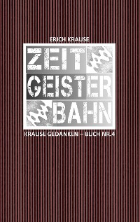 Cover Zeitgeisterbahn