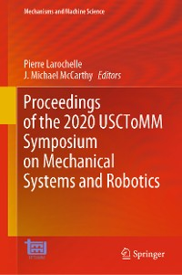 Cover Proceedings of the 2020 USCToMM Symposium on Mechanical Systems and Robotics
