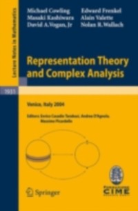 Cover Representation Theory and Complex Analysis