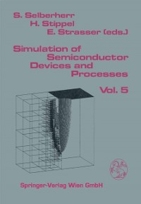 Cover Simulation of Semiconductor Devices and Processes